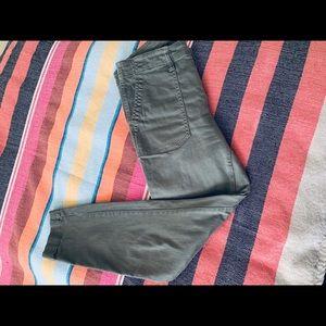 Pants - J. Crew Olive Utility pant (26P)